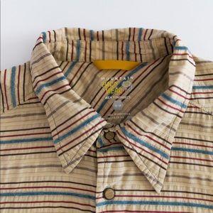 Mountain Hardwear Short Sleeve Button Up